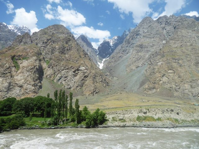 Pamir Highway and mountains Overland Journeys Central Asia Pamirs Tour 4x4