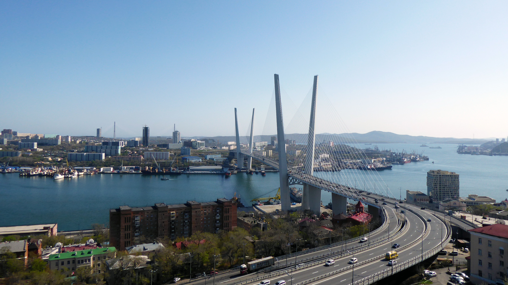 Vladivostok Far East Russia Overland Journeys Tour