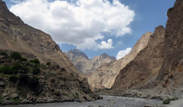 Penj River Pamir Highway Overland Journeys 4x4 Central Asia and Pamirs