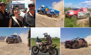 What Our Customers Say Dakar-2015