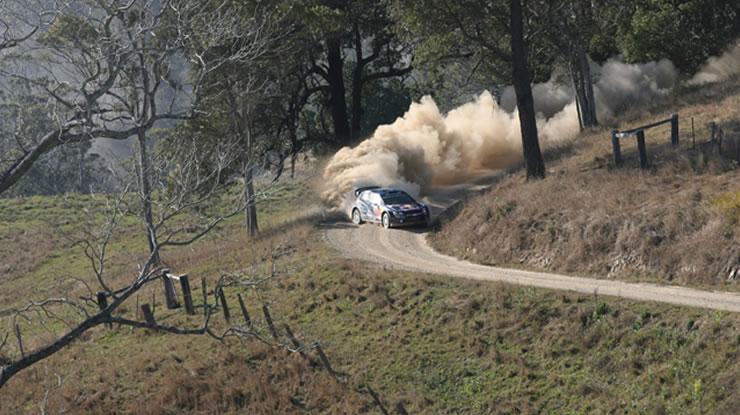 Rally Australia 2015