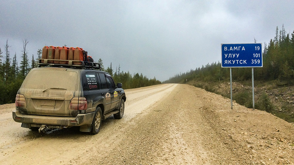 Kolyma Highway, Road of Bones Tour
