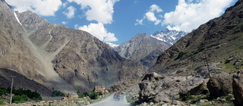 Pamir Highway Tajikistan Central Asia and Pamirs Overland Journeys