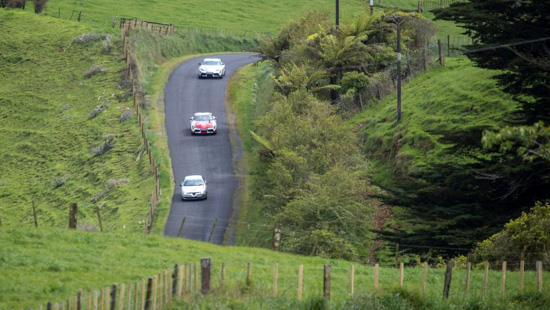 Targa with Rally Tours NZ