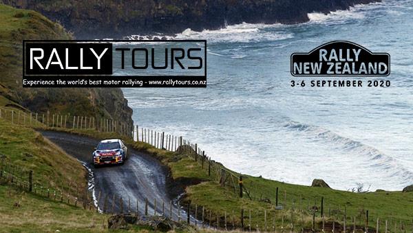 WRC Rally NZ 2020 Tour