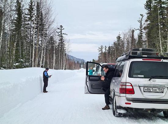 BAM (Baikal Amur Mainline) Tour