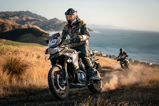 Rally Tours NZ and BMW GS Trophy